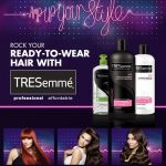 Amp Up Your Style with TRESemme #TRESWalmartStyle