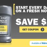 Save $1 Off Dove Men+Care Fresh Awake Deodorant