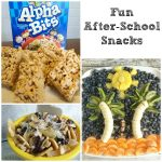 Delicious and Fun After-School Snacks