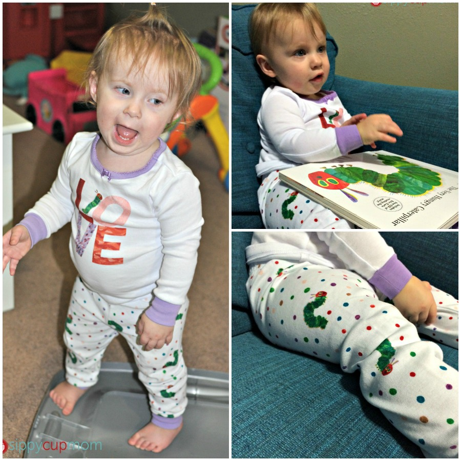 Eric Carle Pajamas