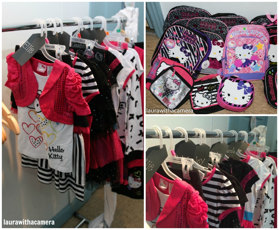 Hello Kitty Clothes Sneak Peek
