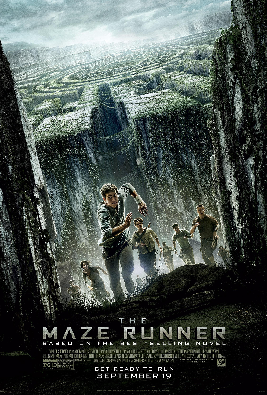 The Maze Runner Trailer