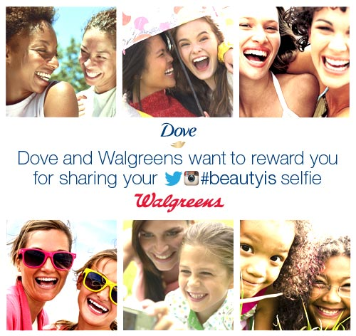 Walgreens and Dove