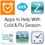 Apps to Help With Cold and Flu Season #VZWBuzz