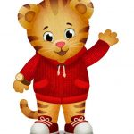 DIY Daniel Tiger Costume