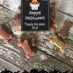 #TreatThePups with Halloween Goodie Bags + Free Printable