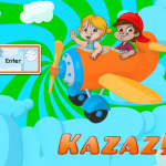 Kazaz! An Interactive Story App