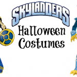 Skylanders Costumes for Halloween + Skylanders Halloween Video