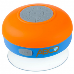 FM Radio, Streaming Music & Phone Calls in the Shower? Meet the ABCO Tech Bluetooth Speaker!