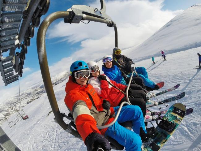 hero lifestyle ski