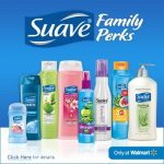 Buy Suave Products and Sign Up for Suave Family Rewards!