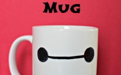 DIY Baymax Mug