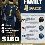 Enjoy a Family Day with the St. Louis Rams and Montgomery Gentry