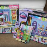 "Creative Kids ""Be Who They Wanna Be!"" with the #LittlestPetShop Customizable Downtown City"