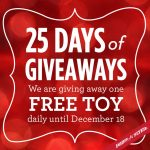 Radio Flyer's 25 Days of Holiday Giveaways – Win an All-Terrain Steel & Wood Wagon Today!
