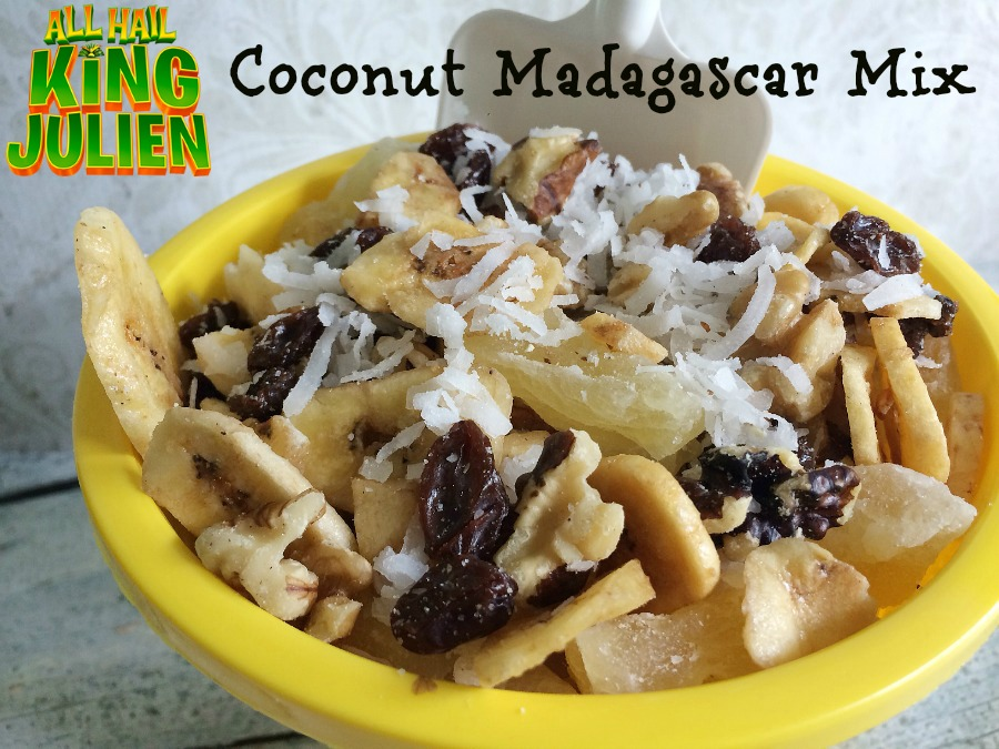 Coconut Madagascar Mix