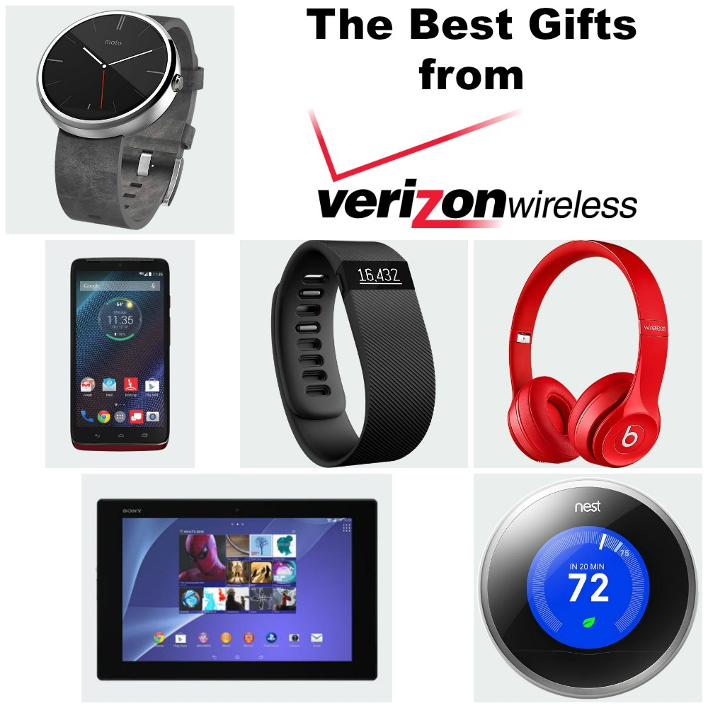 Gifts from Verizon Wireless