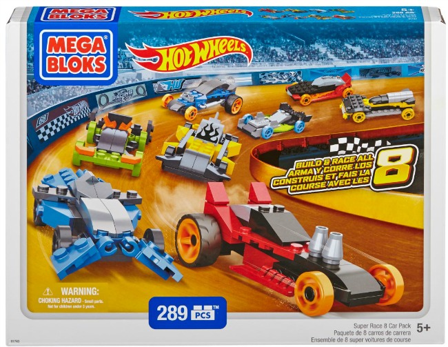 Hot Wheels Front Packaging