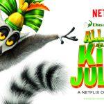 All Hail King Julien on Netflix + Coconut Madagascar Mix