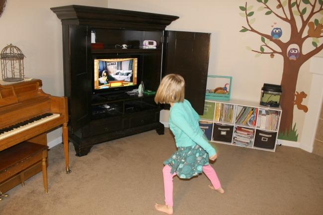 LeapTV Karate 5