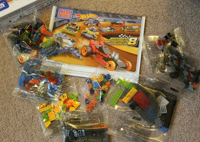 Megablocks Packages