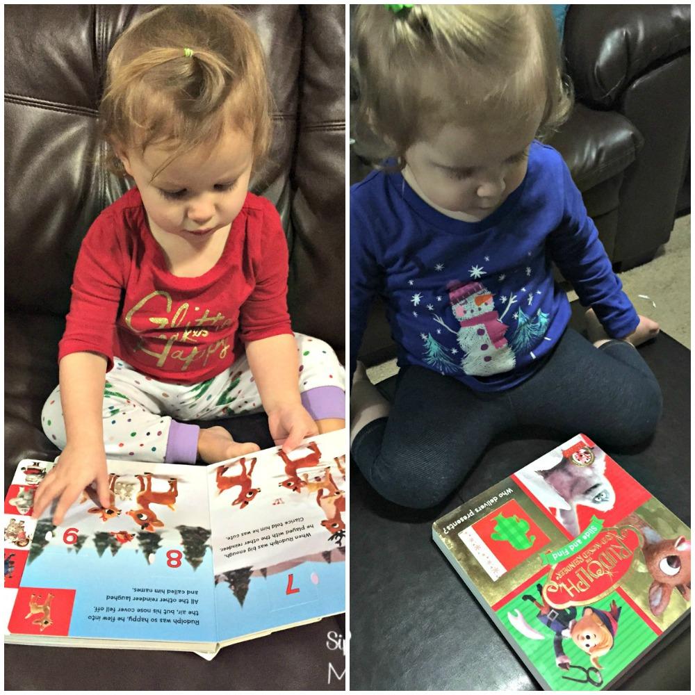 Rudolph Books
