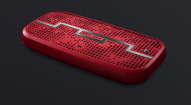 Sol Republic DECK Wireless Speaker by SOL REPUBLIC x Motorola