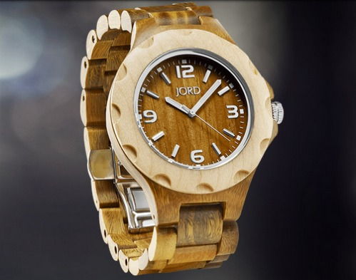 Sully Series Wood Watch by JORD