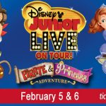 Disney Junior Live Pirate and Princess Adventure in St. Louis + Giveaway