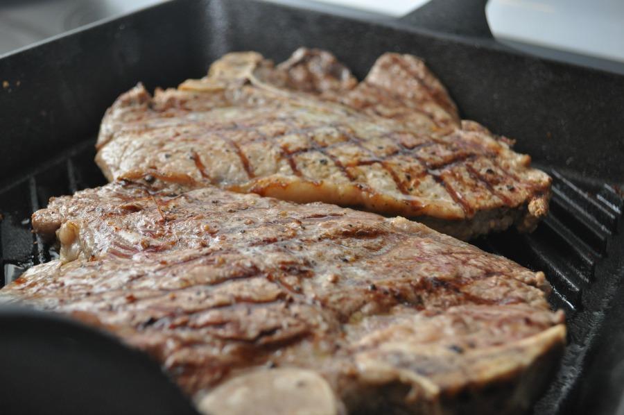 Steak Close-Up