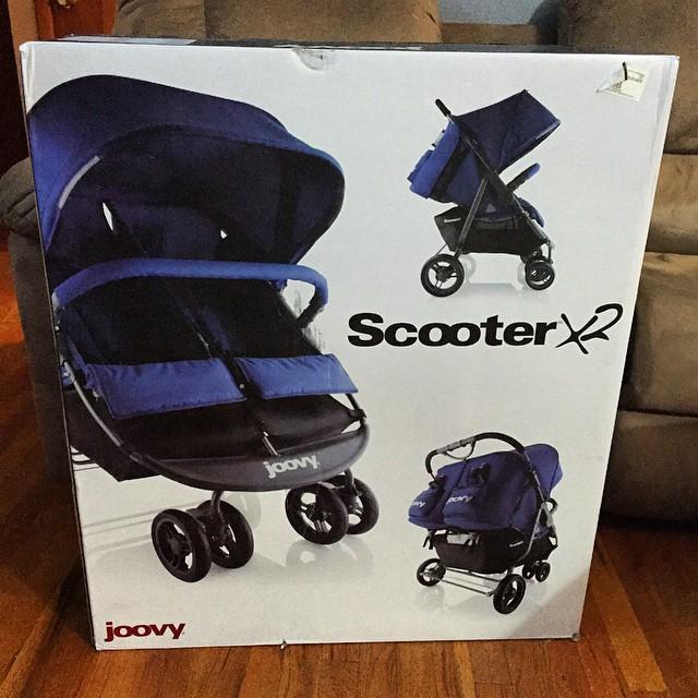 Joovy Scooter Stroller Box