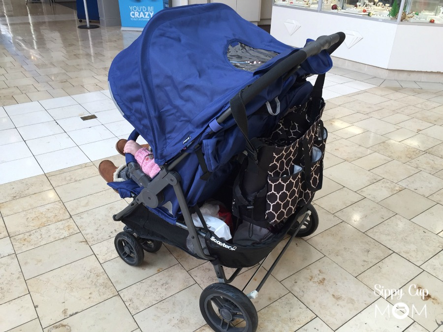 Joovy Stroller X2
