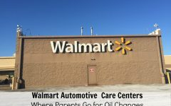 Walmart Auto Center for Oil Changes