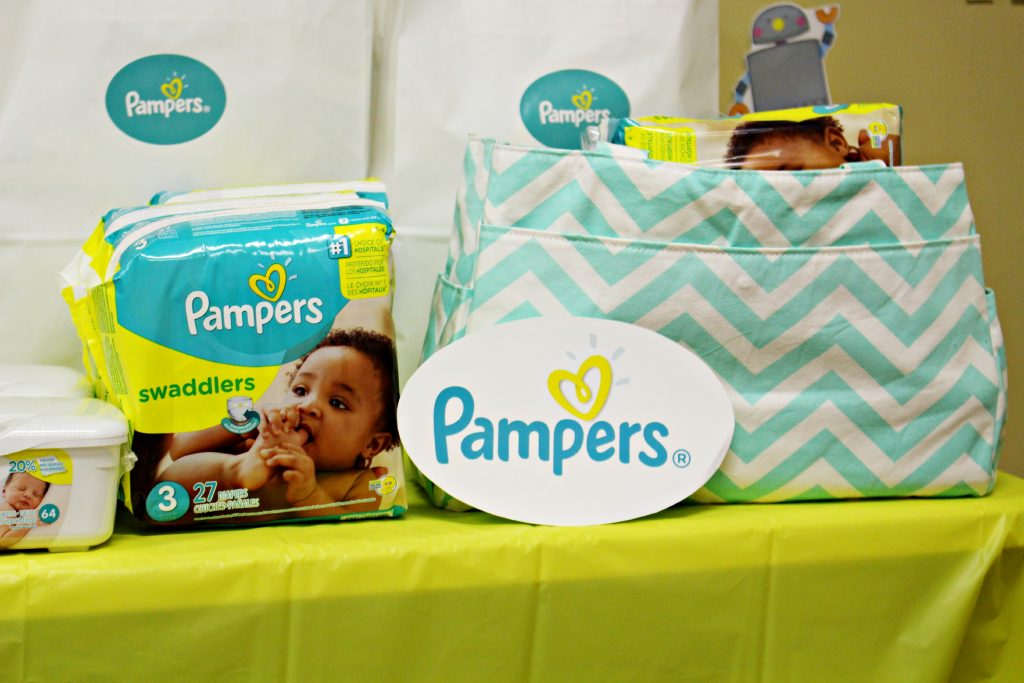 Pampers Party