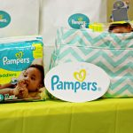 Celebrating Baby's Firsts with #PampersFirsts