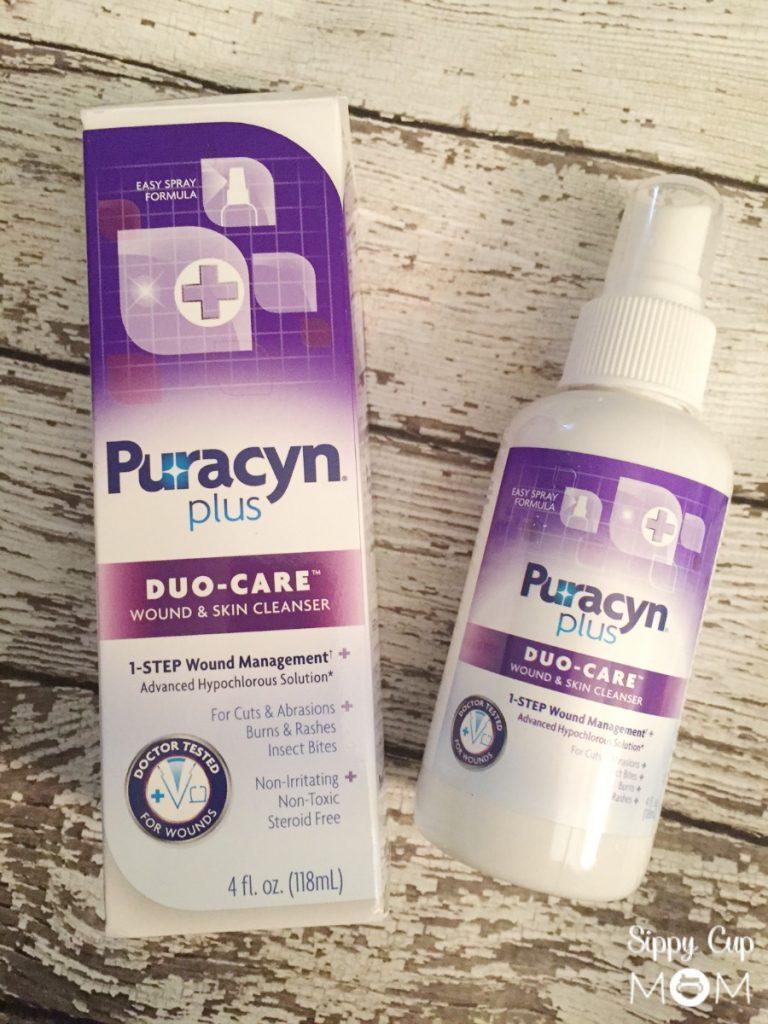 Puracyn Plus Spray