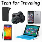 What Tech I Bring When Traveling