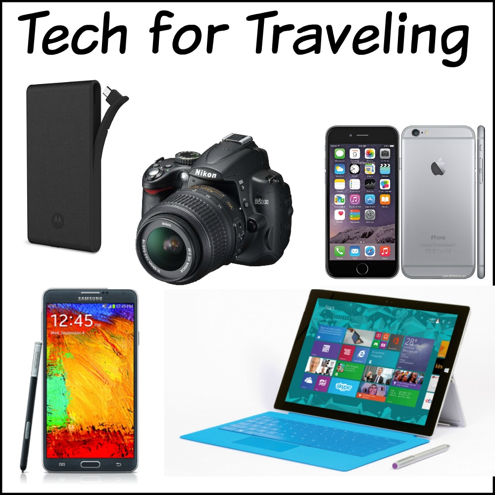 Tech for Traveling