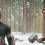 An Interview with Chris Evans and Chris Hemsworth #AvengersEvent