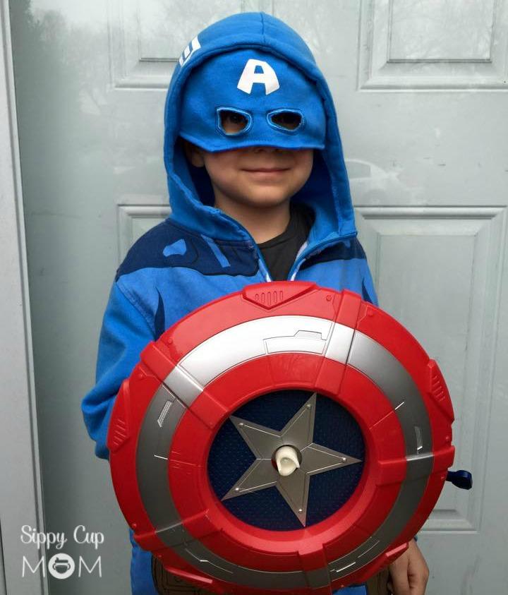 Captain Hayden