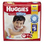 Huggies® Snug & Dry Ultra Diapers Offer Protection and Value