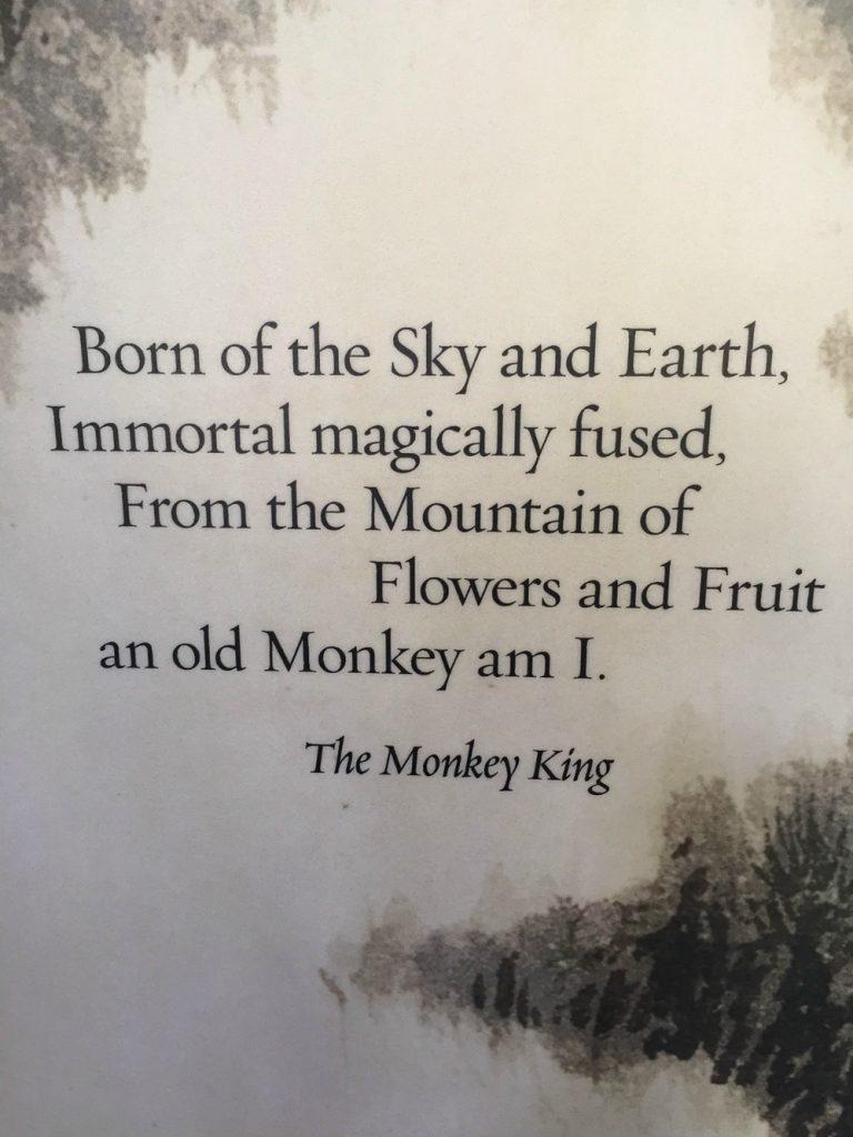 Monkey Quote