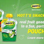 Keeping It Simple with Mott's Snack & Go Applesauce Pouches