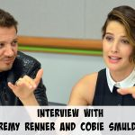 An Interview with Jeremy Renner and Cobie Smulders #AvengersEvent