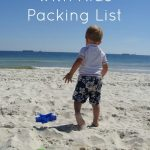 My Packing List for Going to the Beach with Kids