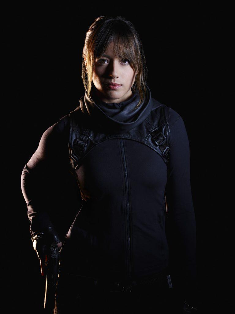 """MARVEL'S AGENTS OF S.H.I.E.L.D. - ABC's """"Marvel's Agents of S.H.I.E.L.D."""" stars Chloe Bennet as Skye. (ABC/Florian Schneider)"""