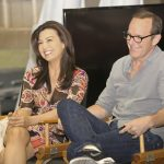 An Interview with Clark Gregg and Ming-Na Wen on the Set of Agents of S.H.I.E.L.D.