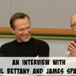 An Interview with James Spader and Paul Bettany #AvengersEvent