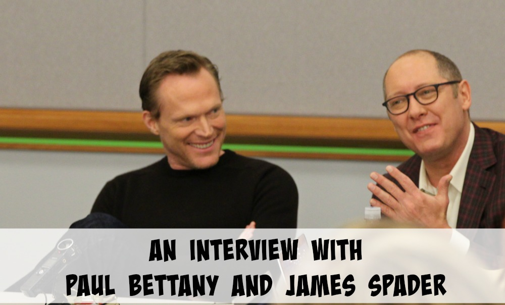 Paul Bettany and James Spader Interview