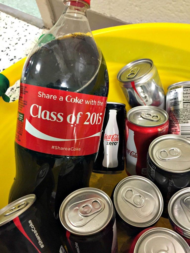 Share a Coke Basket